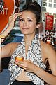 nina dobrev new origins ginzing moisturizer launch 16