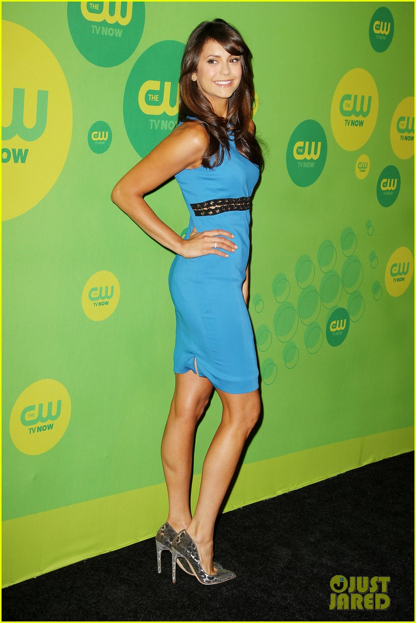 nina dobrev ian somerhalder cw upfronts after breakup 082871702