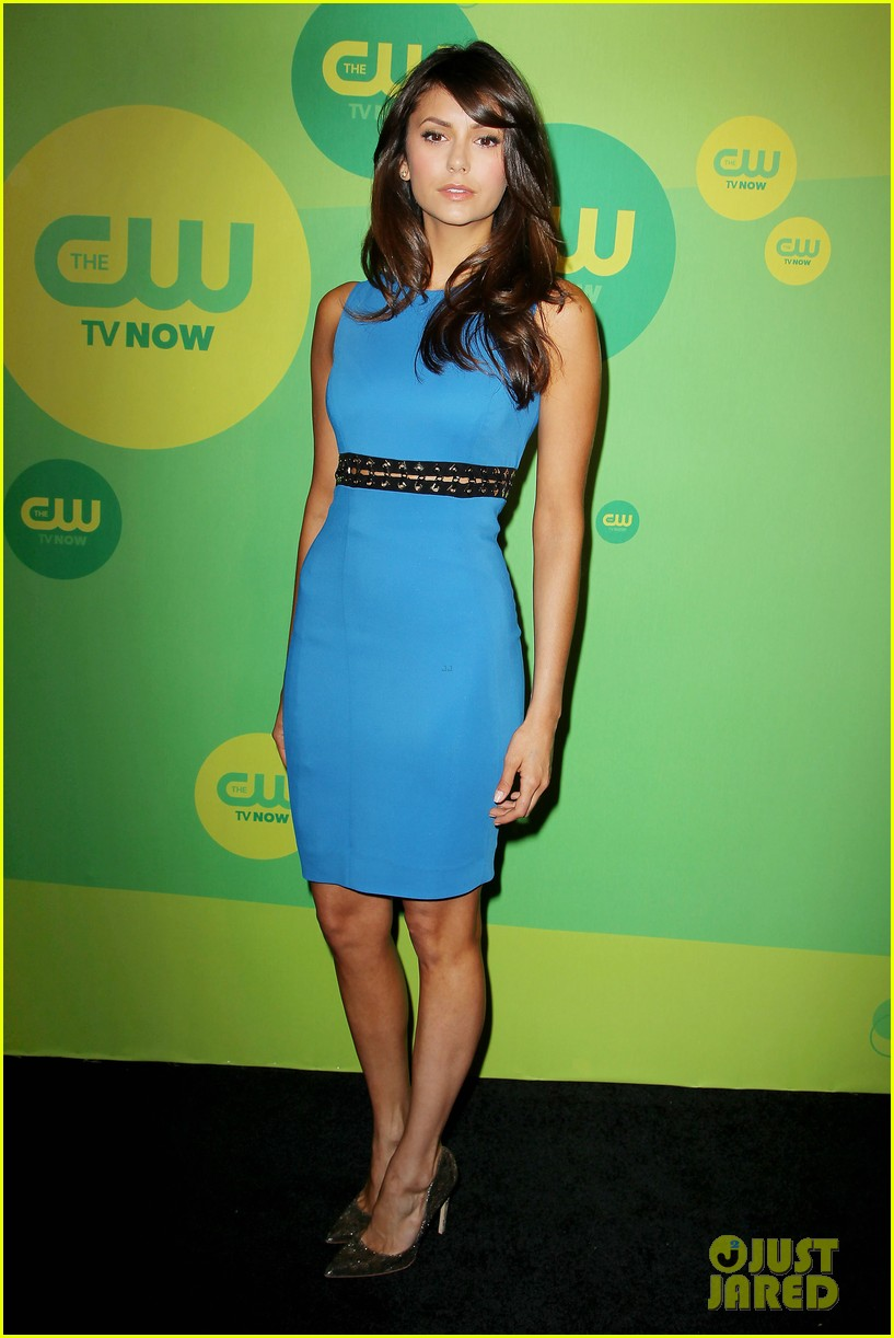 nina dobrev ian somerhalder cw upfronts after breakup 13