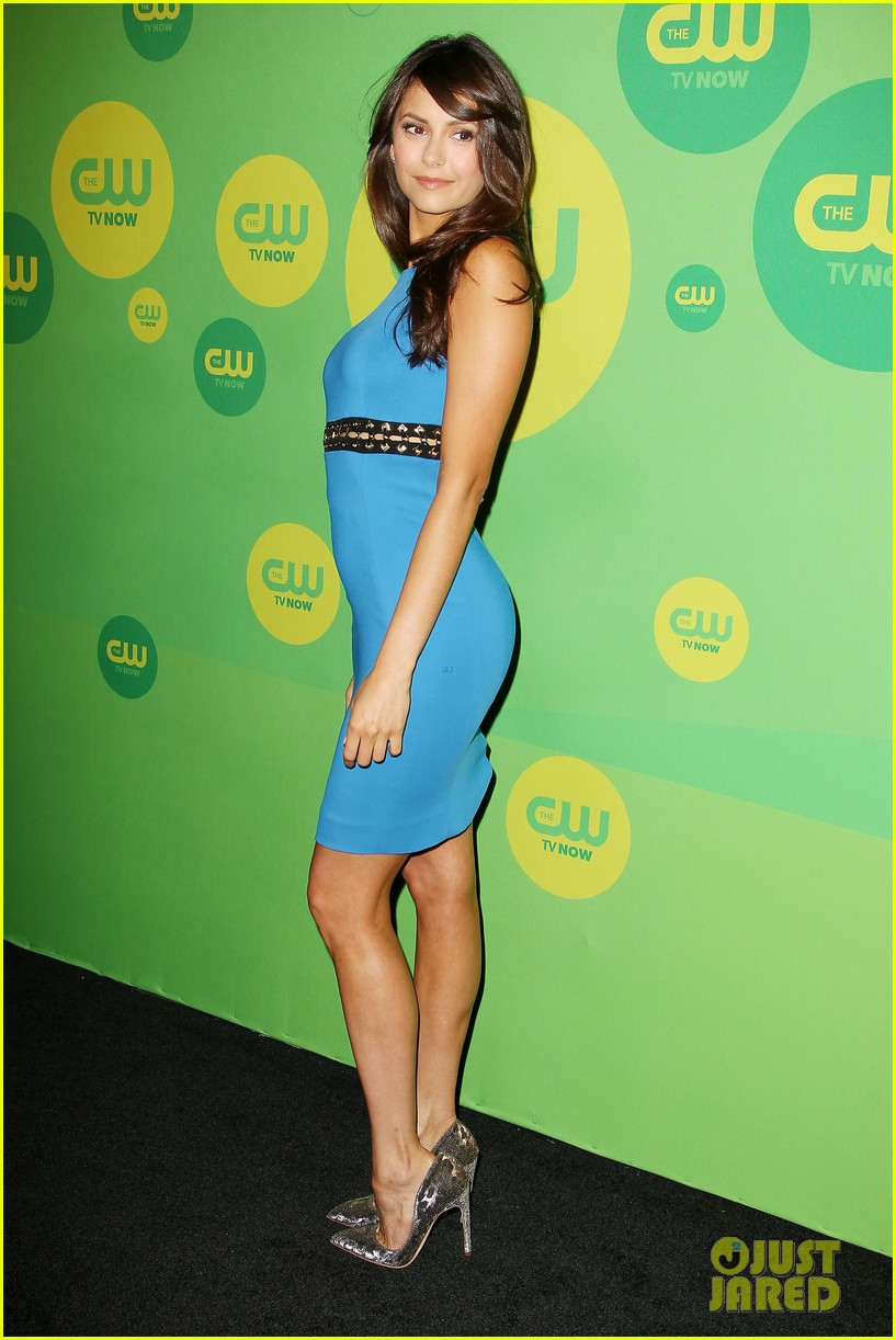 nina dobrev ian somerhalder cw upfronts after breakup 17