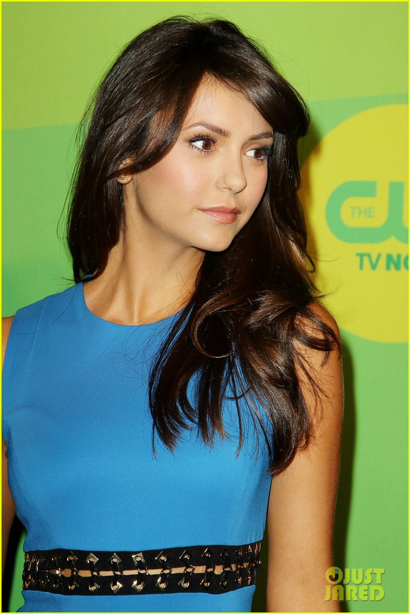 nina dobrev ian somerhalder cw upfronts after breakup 19