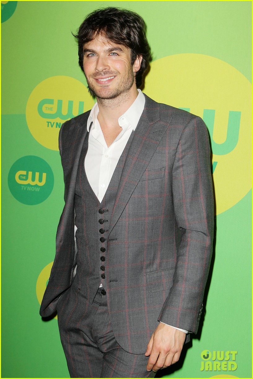 nina dobrev ian somerhalder cw upfronts after breakup 282871722