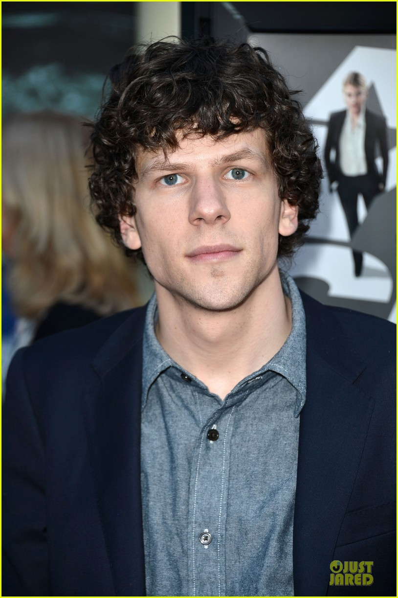 Jesse Eisenberg Dave Franco Now You See Me Hollywood Screening
