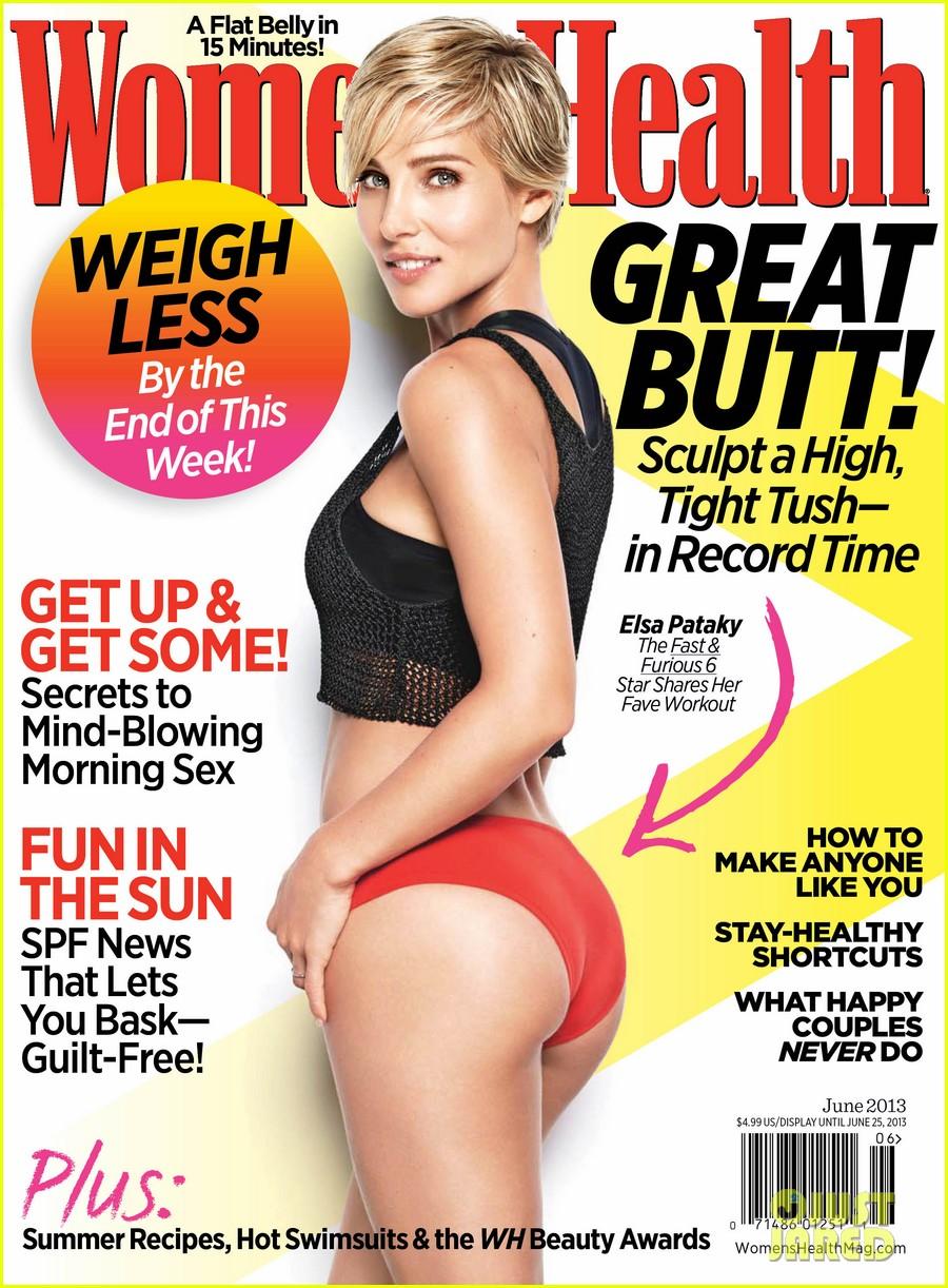 elsa pataky bikini body for womens health june 2013 01