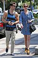 emily vancamp josh bowman kisses in hollywood 18