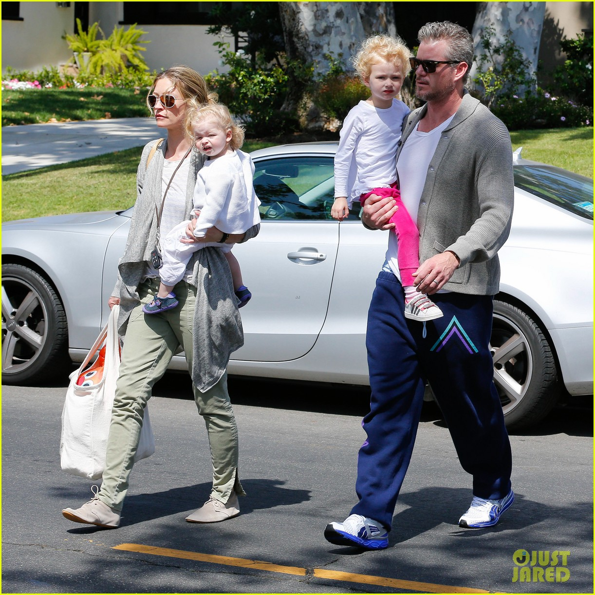 eric dane rebecca gayheart birthday party with the girls 052879034