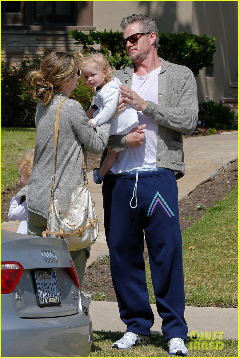 eric dane rebecca gayheart birthday party with the girls 14