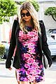 fergie flower power baby bump 20