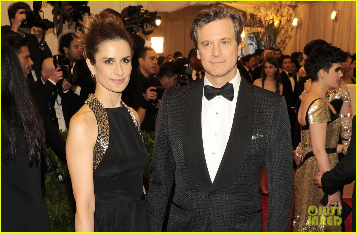 colin firth met ball 2013 red carpet 022865928