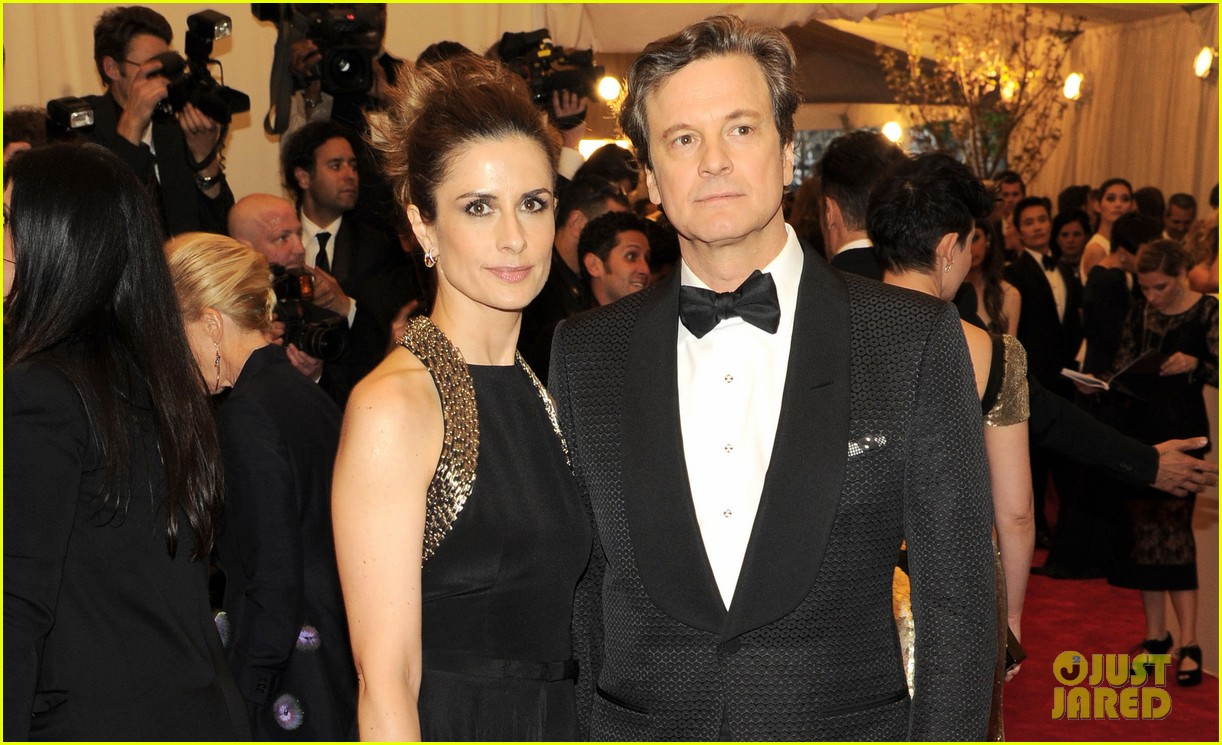 colin firth met ball 2013 red carpet 042865930