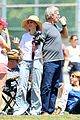 harrison ford calista flockhart liam soccer game 11