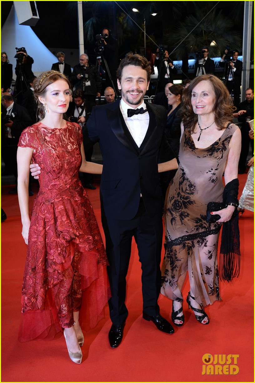 james franco ahna oreilly as i lay dying cannes premiere 12