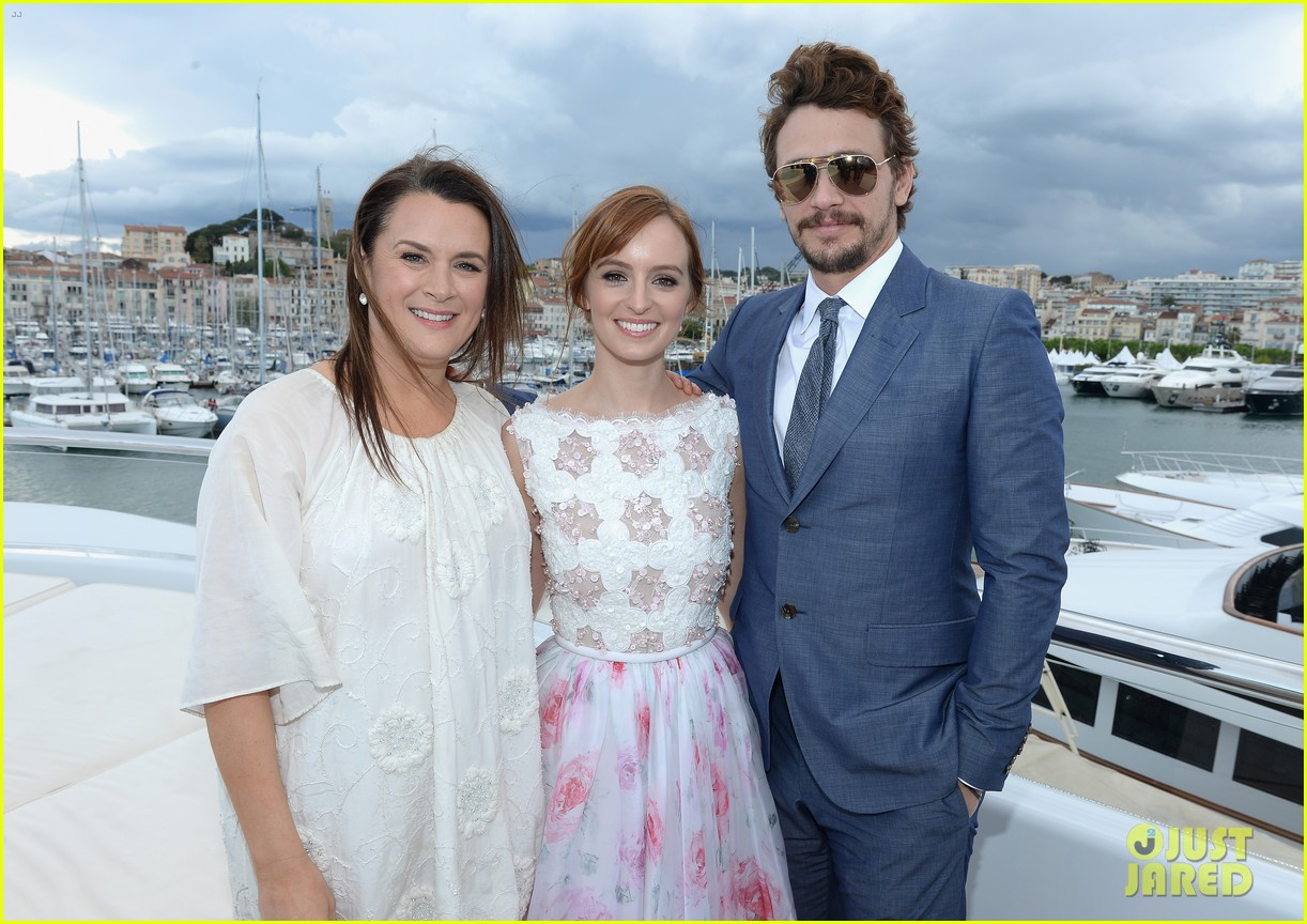 james franco ahna oreilly art of elysium cannes event 13