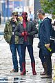 andrew garfield paul giamatti spider man rhino photos 05