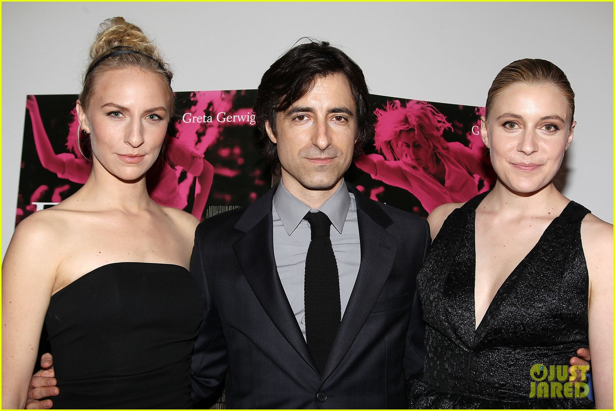 greta gerwig frances ha new york premiere 022867772