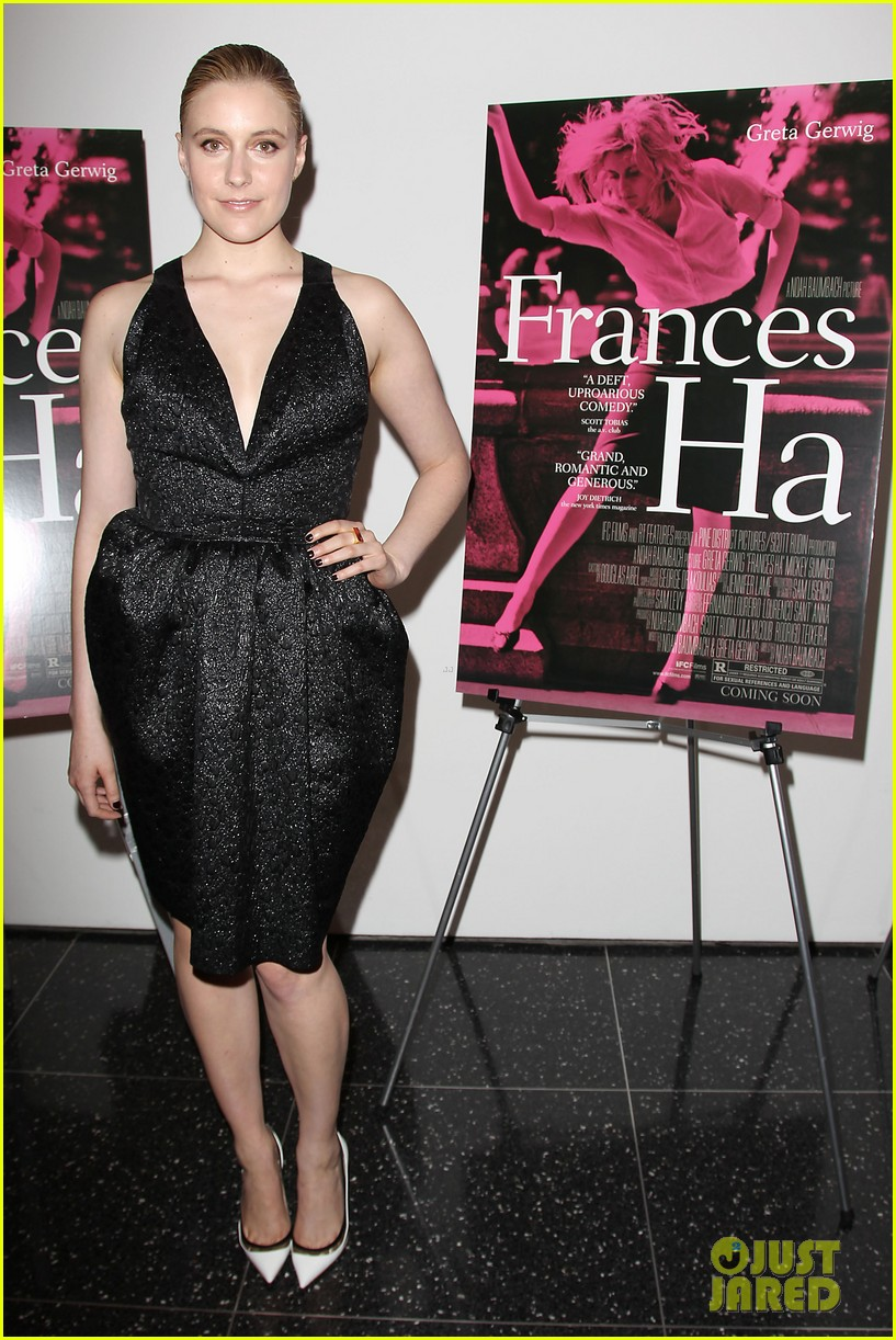 greta gerwig frances ha new york premiere 15
