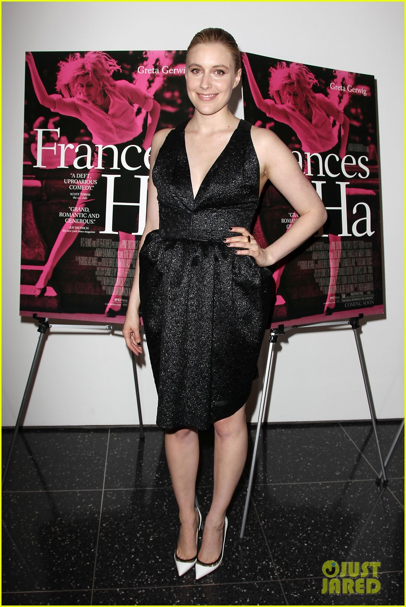 greta gerwig frances ha new york premiere 342867804
