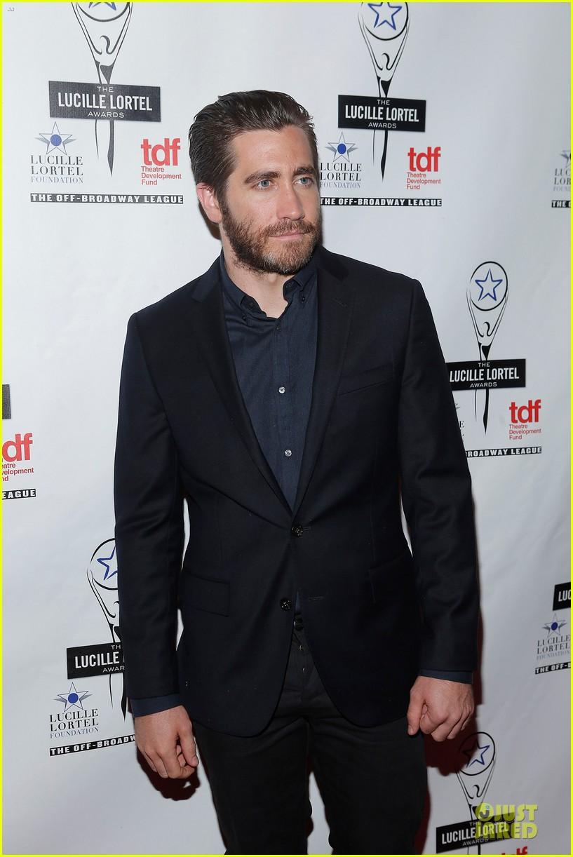 jake gyllenhaal america ferrera lucille lortel awards 10