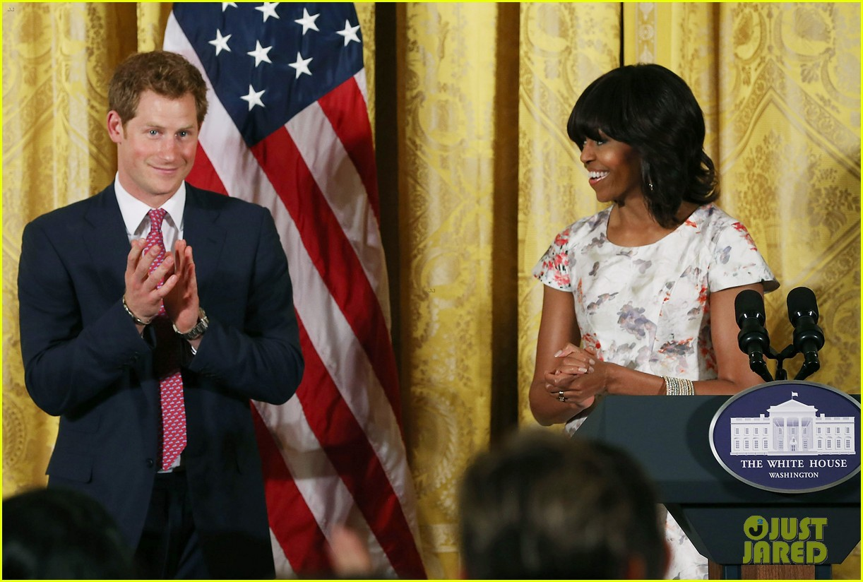 prince harry visits washington dc meets michelle obama 22
