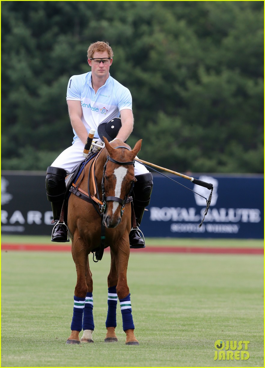 prince harry wraps us tour with polo match in connecticut 03