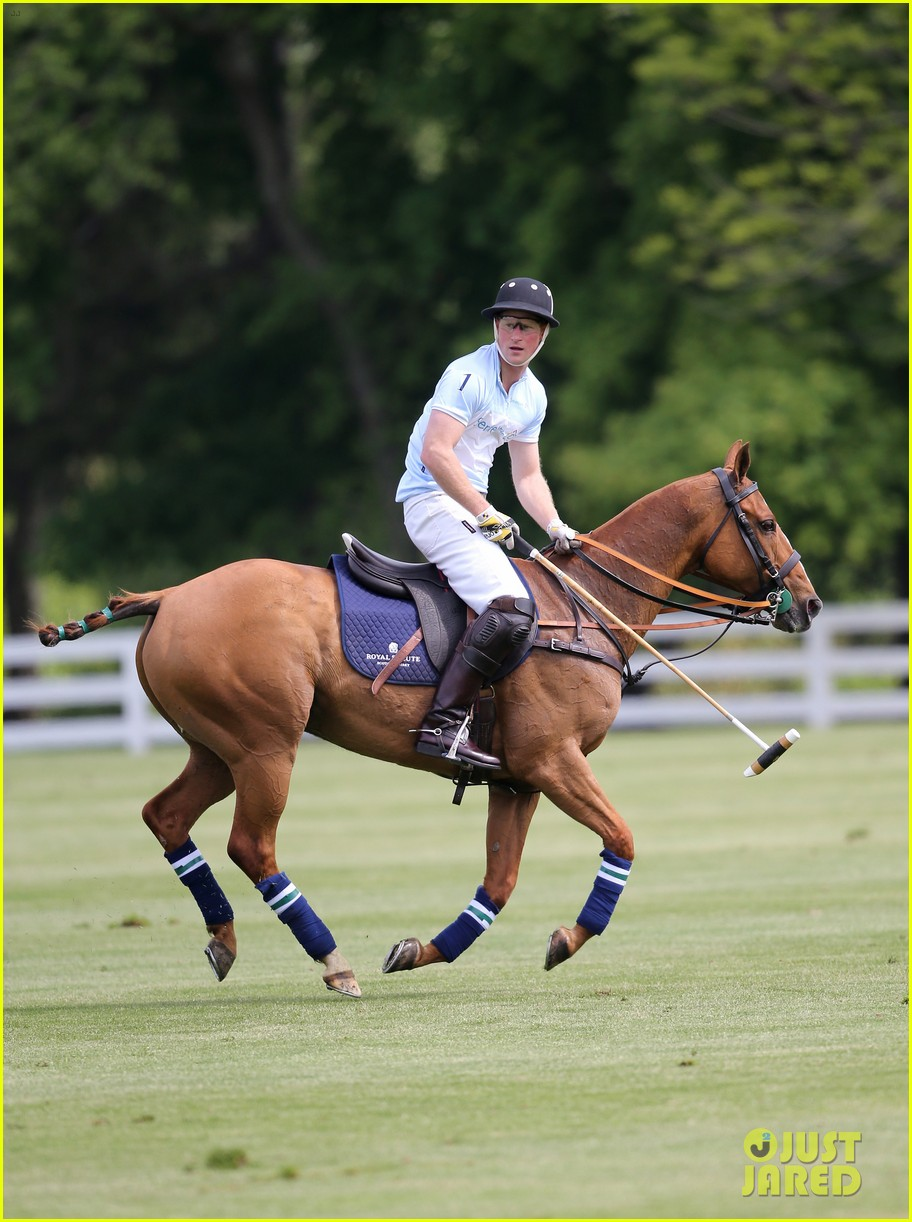 prince harry wraps us tour with polo match in connecticut 102871204
