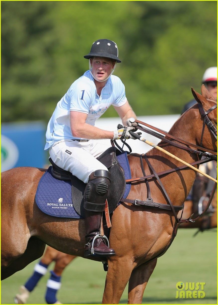 prince harry wraps us tour with polo match in connecticut 12