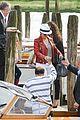 salma hayek francois henri pinault venice boat ride with valentina 13