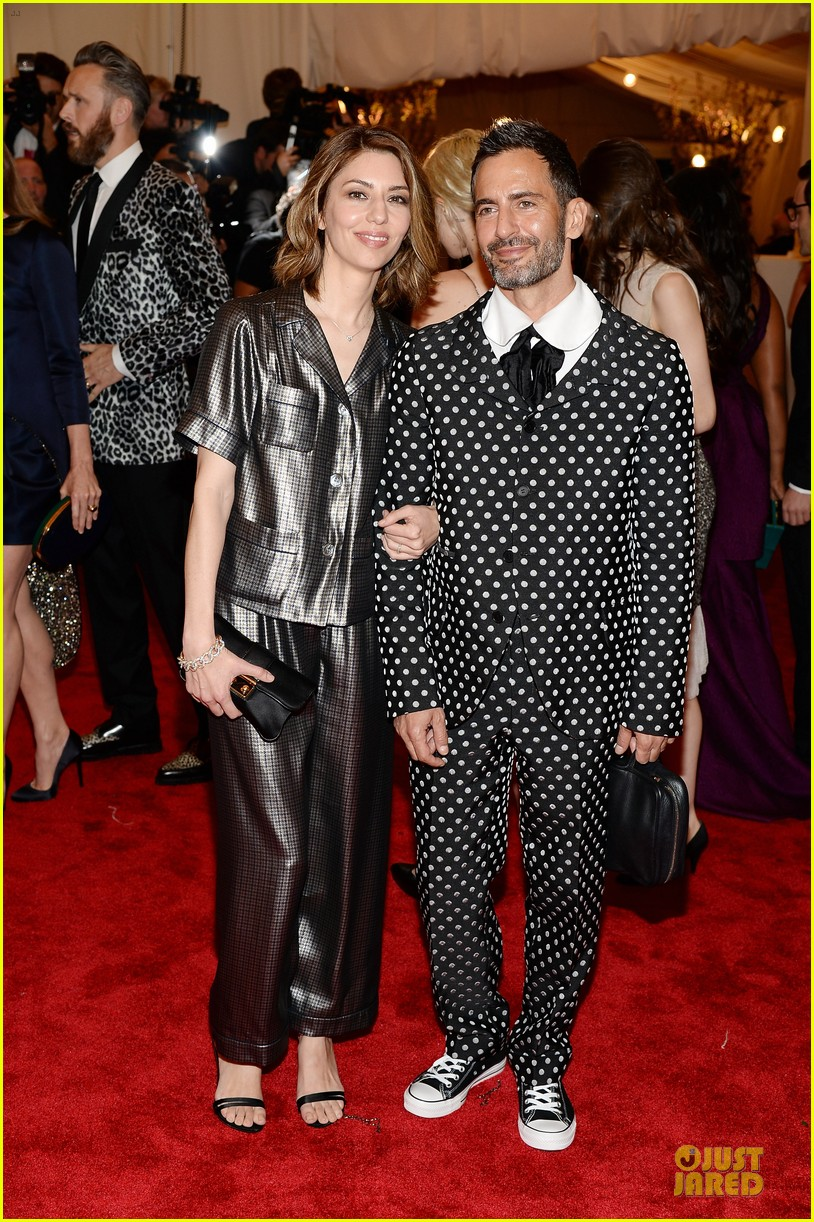 marc jacobs sofia coppola met ball 2013 red carpet 012865781