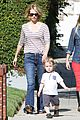 january jones xander walks in front of mommy 26