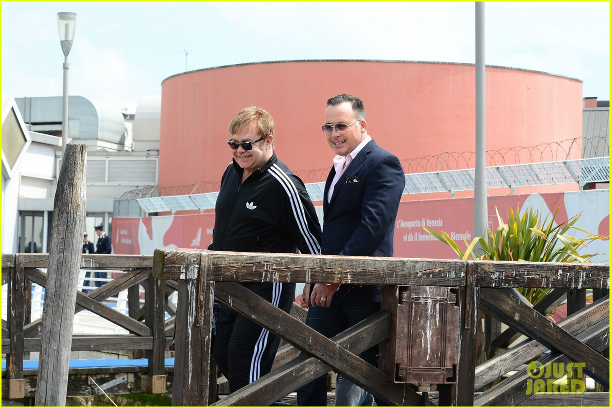 elton john david furniss family trip with zachary elijah 01