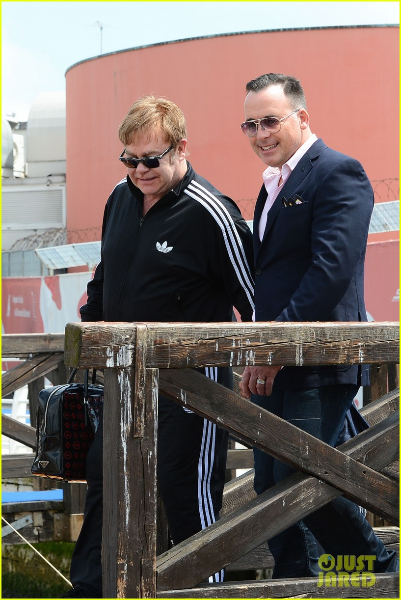elton john david furniss family trip with zachary elijah 062879967