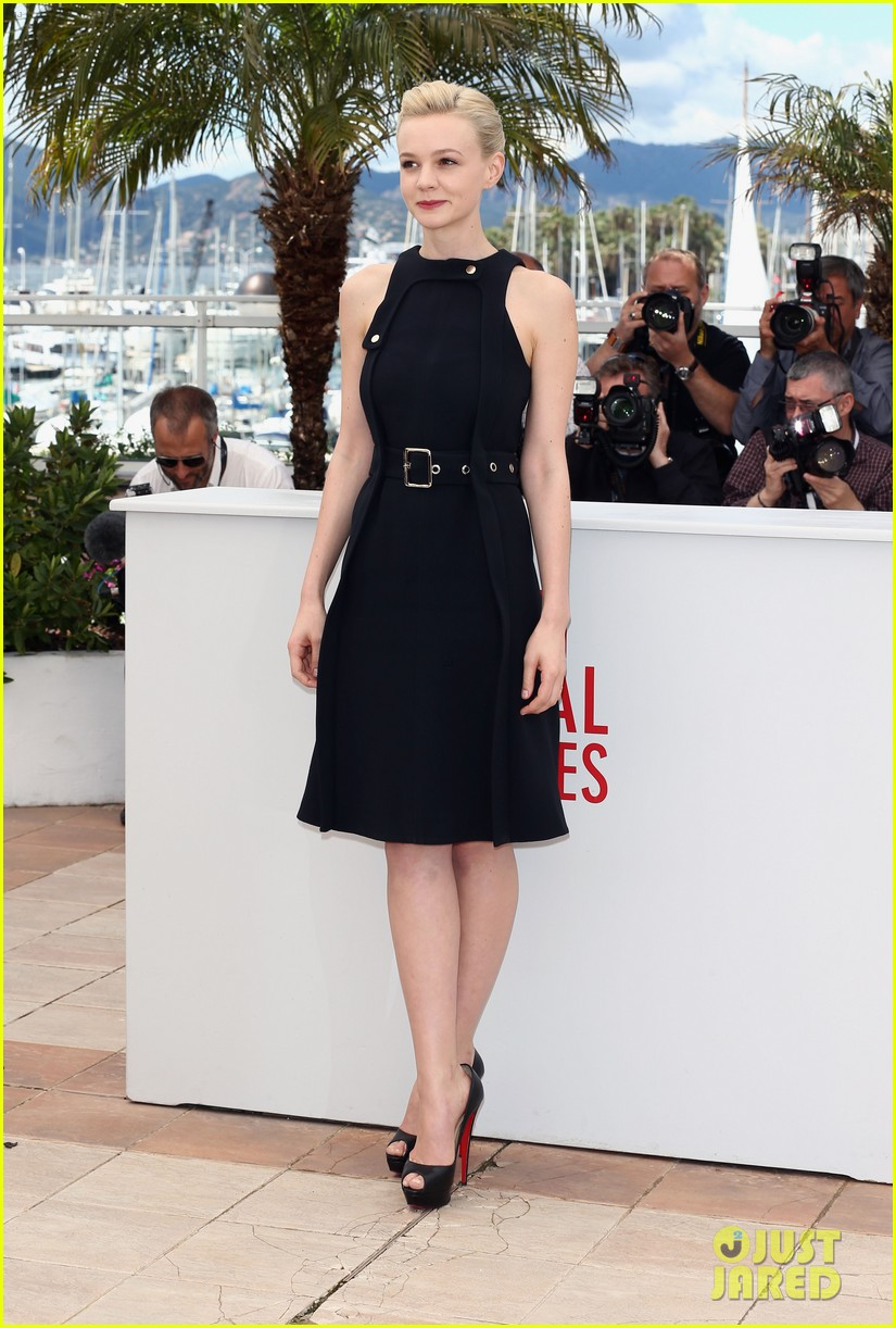 justin timberlake carey mulligan inside llewyn davis cannes photo call 372873405