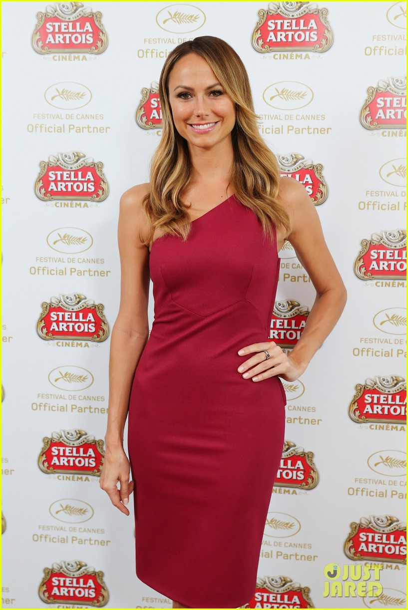 stacy keibler paul wesley stella artois suite at cannes 062876193