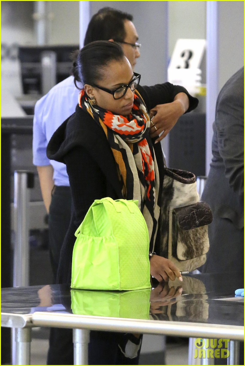 kerry washington jets to new york city 10