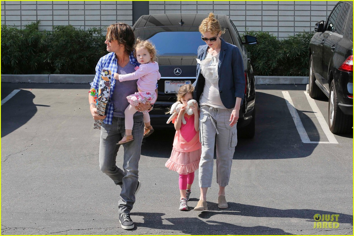 nicole kidman keith urban birthday party with the girls 08