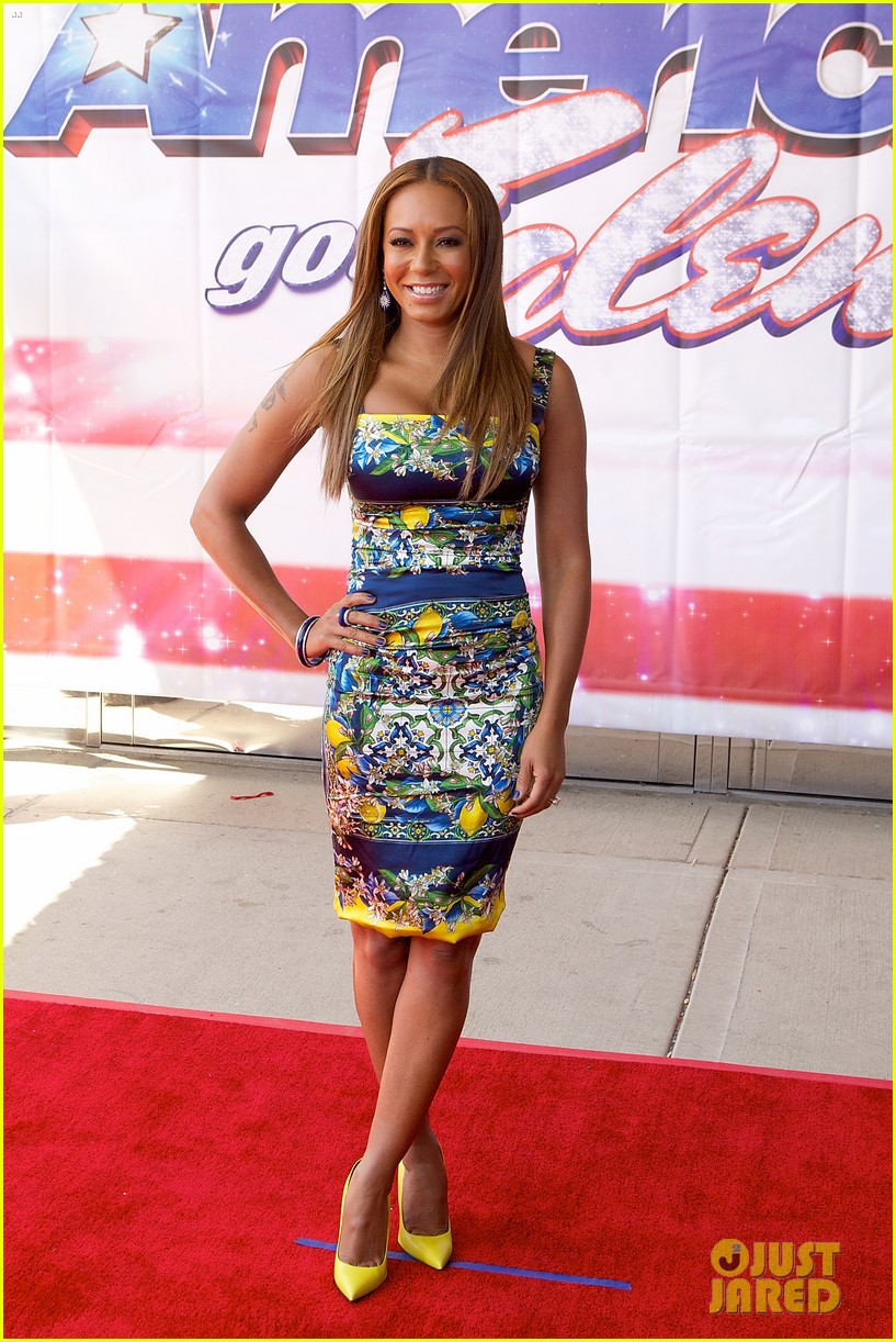 Mel B America's Got Talent