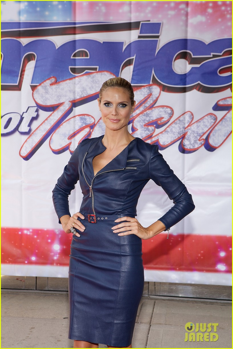 heidi klum mel b americas got talent in illinois 172867089