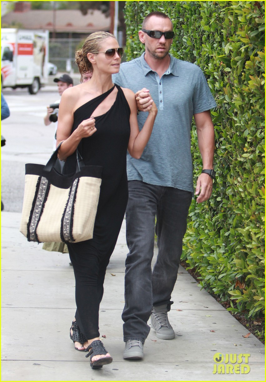 heidi klum and martin kirsten beverly hills twosome 232862338