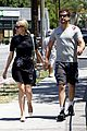 diane kruger hold hands after lunch 12