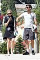 diane kruger hold hands after lunch 13