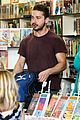 shia labeouf stale n mate book signing 13
