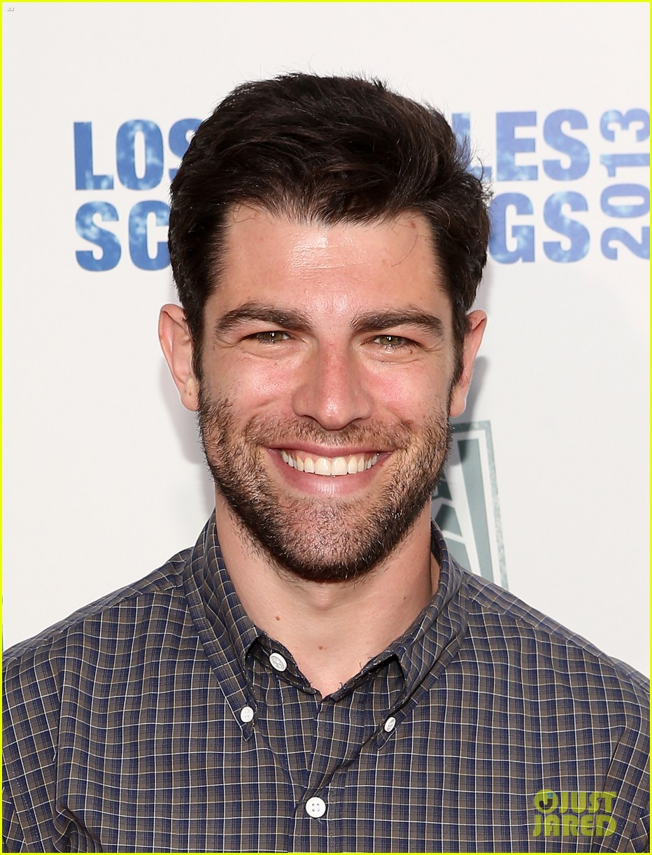 james lafferty max greenfield fox l a screenings lot party 06