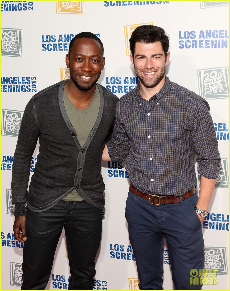 james lafferty max greenfield fox l a screenings lot party 102877229