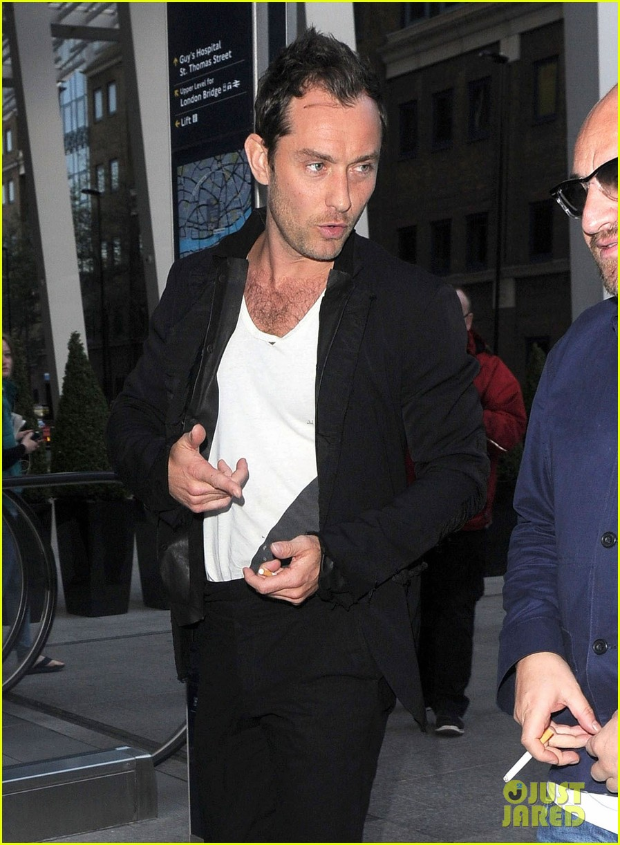 jude law daft punk random access memories listening party 05
