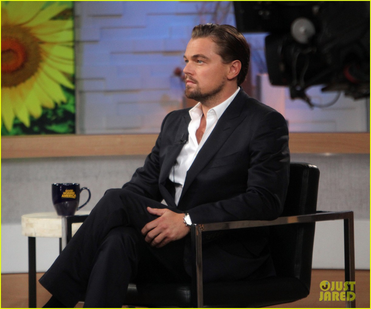 leonardo dicaprio good morning america guest 052866495