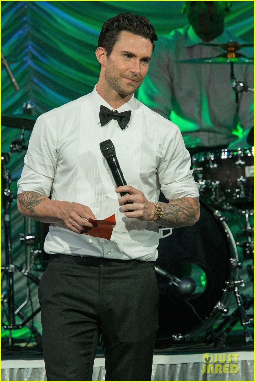 adam levine karmin 2013 bmi pop awards 14