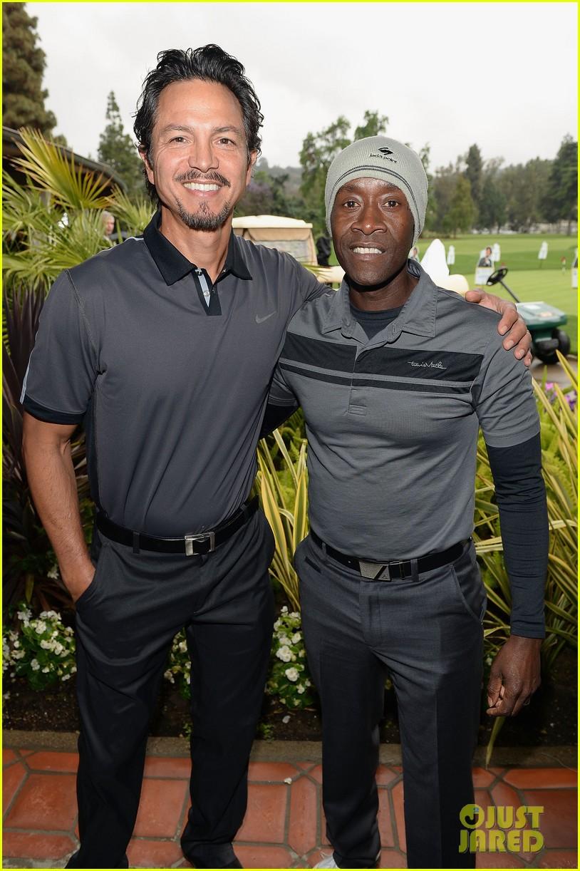 adam levine george lopez celebrity golf classic 2013 05