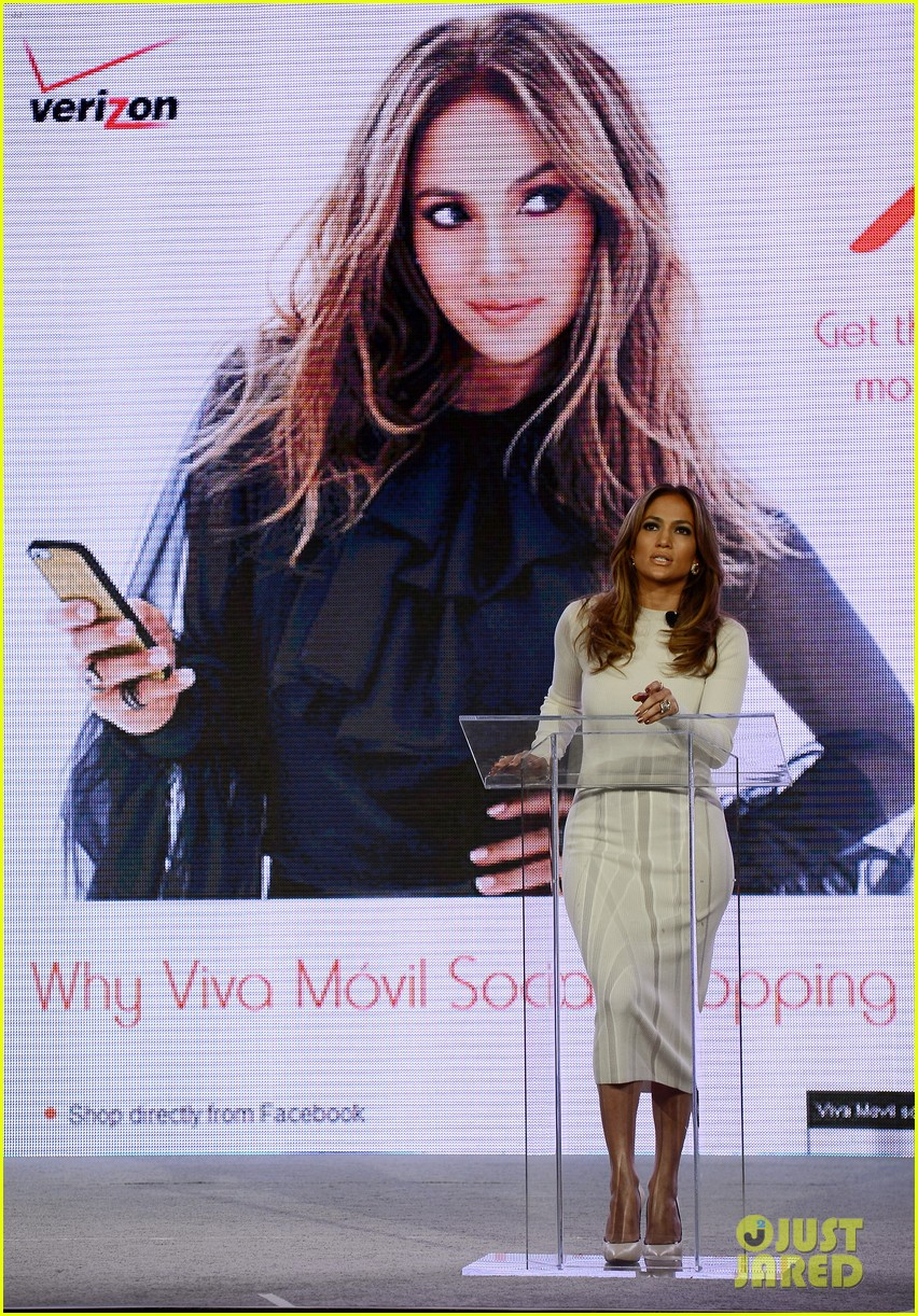 jennifer lopez verizon viva movil press conference 052876330