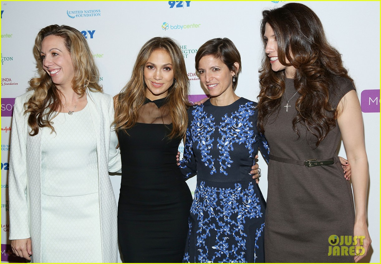 jennifer lopez united nations mom social event 112867063