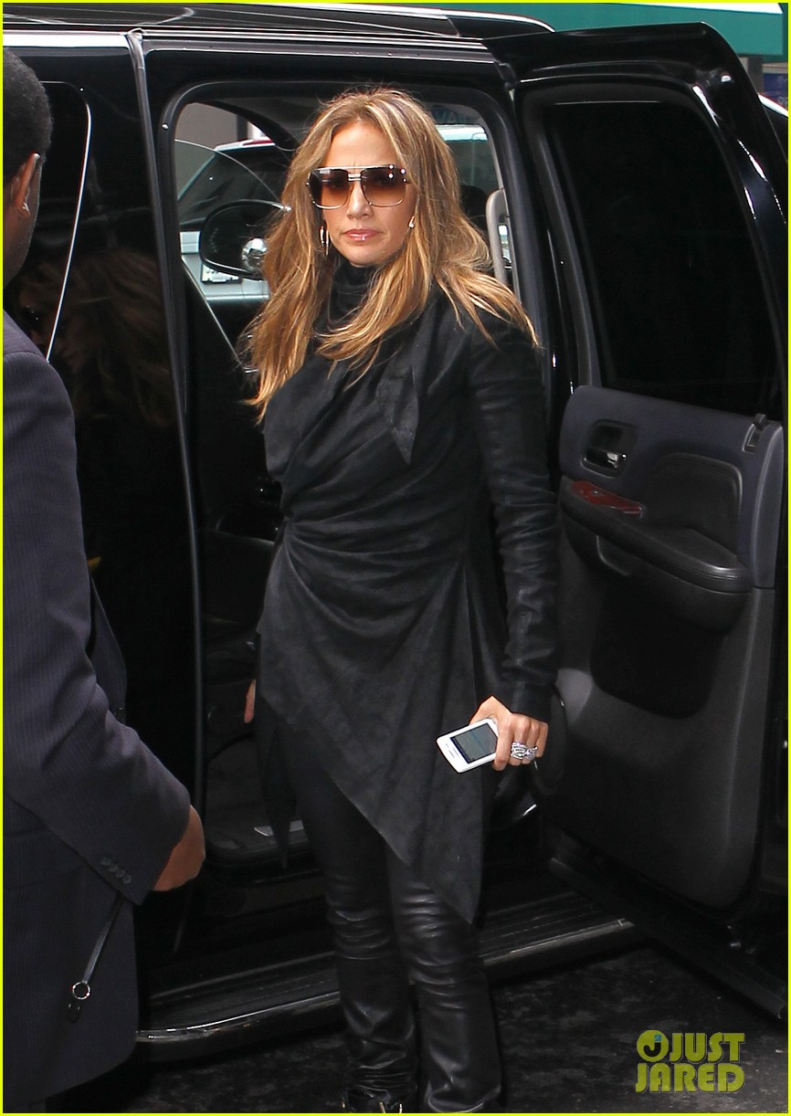 jennifer lopez visits z100 studios after releasing new song 162866854